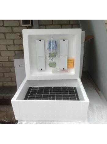 Инкубатор для яиц Несушка 96 БИ 1, автоматический переворот, цифровой терморегулятор, 220/12 В