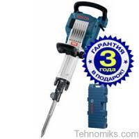 "Отбойный молоток Bosch GSH 16-30 + зубило ""-Bosch""-"