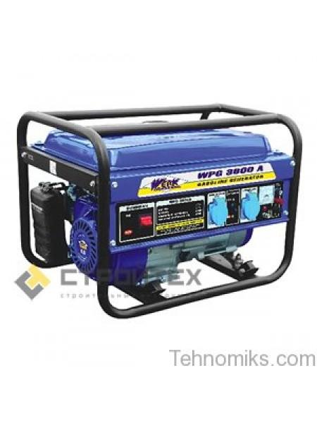 Бензиновый генератор WERK WPG 3600A