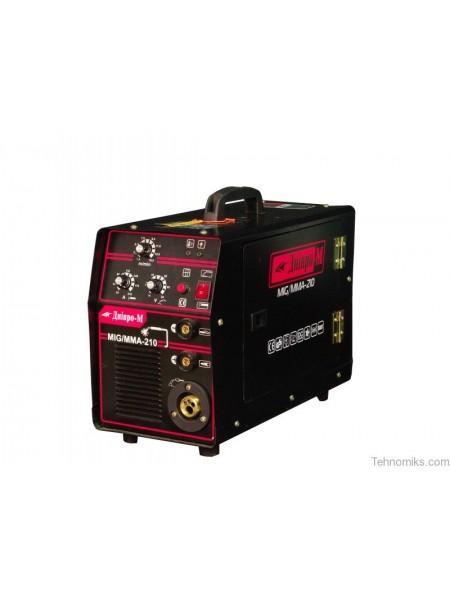 Полуавтомат инверторный Днипро-М MIG/MMA 210 (2in1, IGBT)