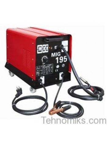 Сварочный полуавтомат Forte MIG 195
