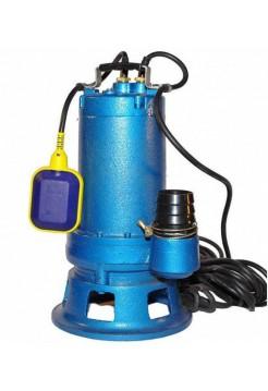 Дренажный, фекальный насос с измельчителем EUROAQUA WQ-QG 15-7-1,1