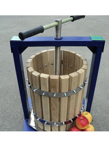 Пресс ручной для винограда Вилен 20л дубовый