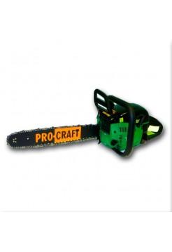 Бензопила ProCraft K-450 (2 шины+2 цепи)